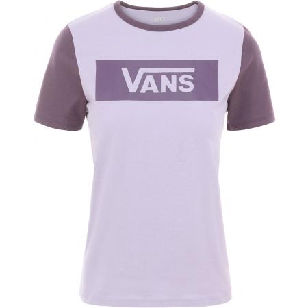 Dámské triko - Vans WM V TANGLE RANGE RINGER