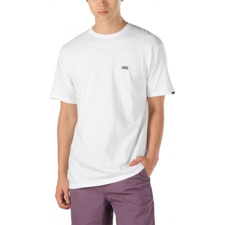 Vans MN LEFT CHEST LOGO TEE - Pánske tričko