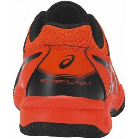 Dětská tenisová obuv - Asics GEL-RESOLUTION 7 CLAY GS - 6