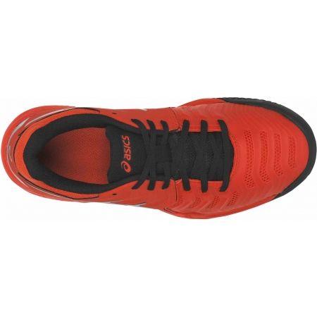 Dětská tenisová obuv - Asics GEL-RESOLUTION 7 CLAY GS - 4