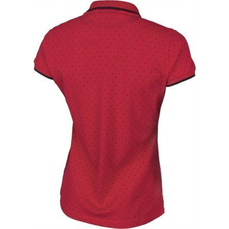 Dámske tričko s golierikom - Willard MELANY - 3