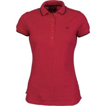 Women's T-shirt with a collar - Willard MELANY - 1