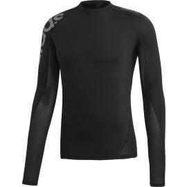 adidas ALPHASKIN BADGE OF SPORT - Tricou sport bărbați