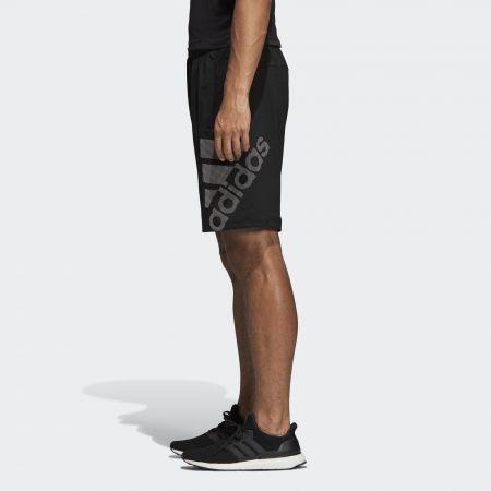 Pánské sportovní kraťasy - adidas 4KRFT SPORT GRAPHIC BADGE OF SPORT - 4 d74e482d6e5