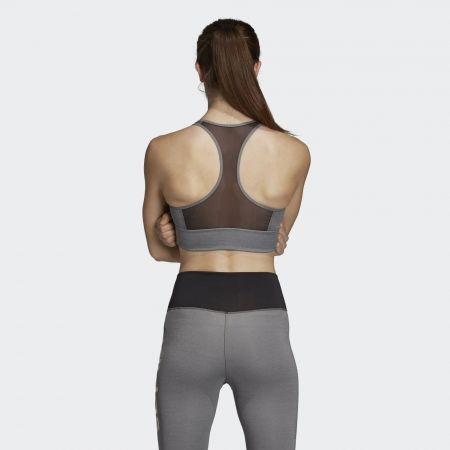 Women's sports bra - adidas DESIGN 2 MOVE LOGO BRA - 6