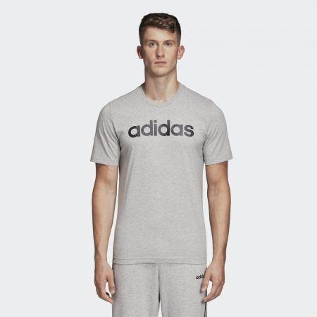Men's T-shirt - adidas ESSENTIALS LINEAR T-SHIRT - 3