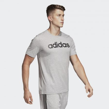 Men's T-shirt - adidas ESSENTIALS LINEAR T-SHIRT - 5