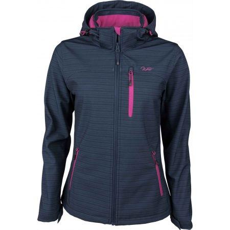 Women's softshell jacket - Willard ISLA - 1