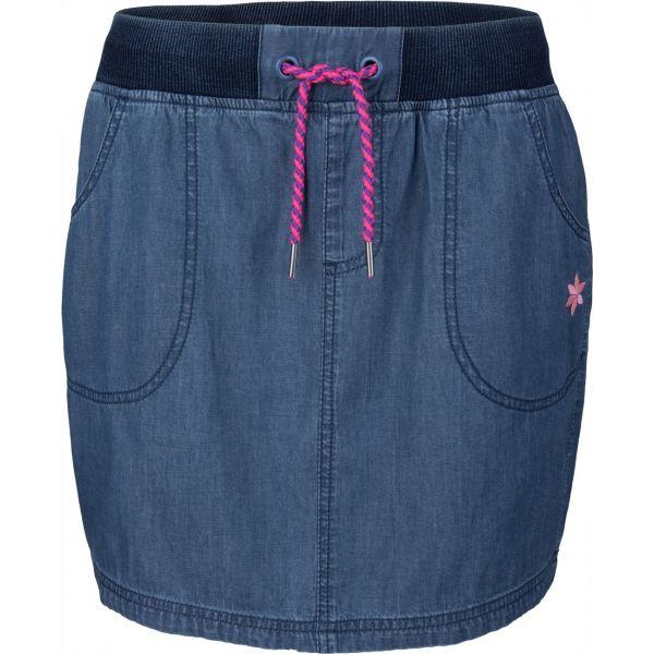 Willard KAZIA - Dámska sukňa s džínsovým vzhľadom