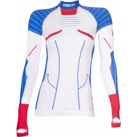Mico NECK SHIRT OFFICIAL CZE - Спортно  Mico Official CZE бельо