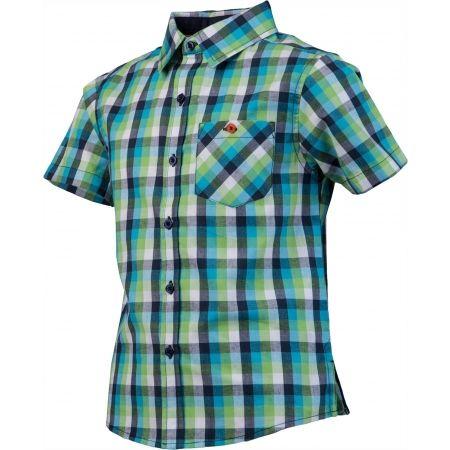 Chlapčenská košeľa - Lewro OLIVER - 2