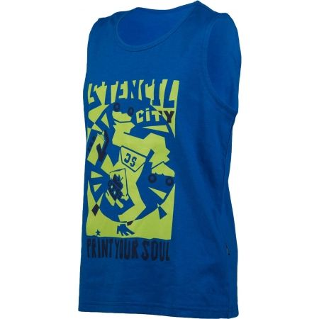 Boys' tank top - Lewro ORESTES - 2