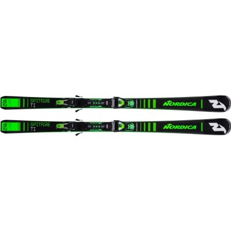 Pánské sjezdové lyže - Nordica DOBERMANN SPITFIRE TI FDT + TPX 12 - 2