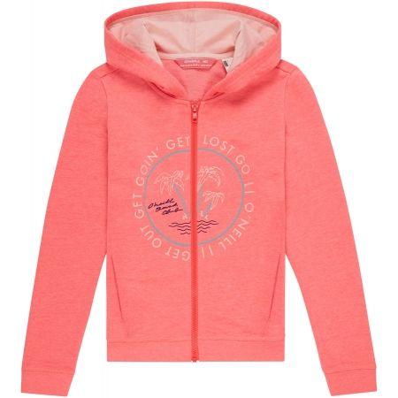 O'Neill LG EASY FZ HOODIE - Girls' hoodie