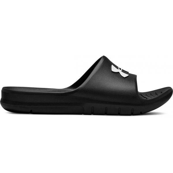 Under Armour CORE PTH SL černá 6 - Pánské pantofle