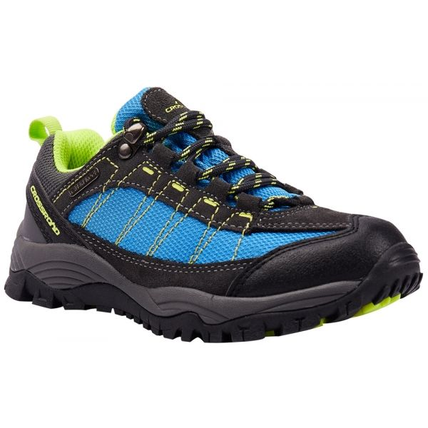 Crossroad DERCH čierna 38 - Detská treková obuv