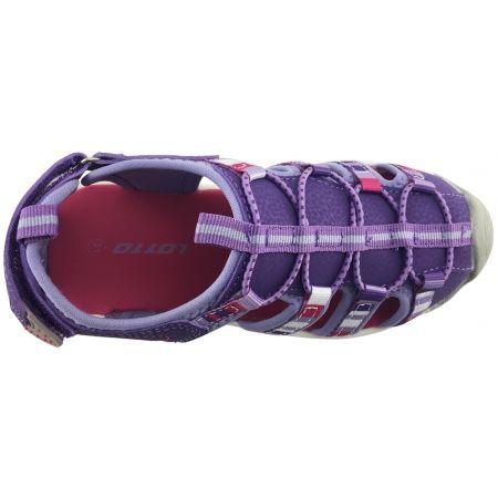 Dětské sandály - Lotto MYRIAD - 5