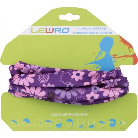 Kids' multi-purpose scarf - Lewro BIBIANA - 2