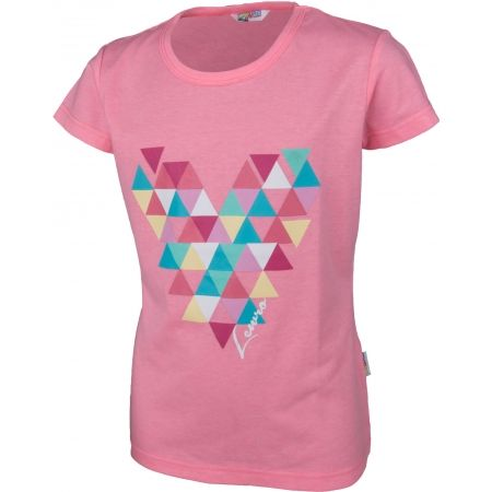 Girls' short sleeve T-shirt - Lewro MINDY - 2