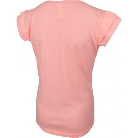 Dívčí triko s volánkovým rukávem - Lewro SOFI - 3