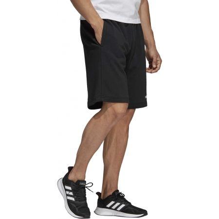 Pánske šortky - adidas ESSENTIALS PLAIN SHORT FRENCH TERRY - 4
