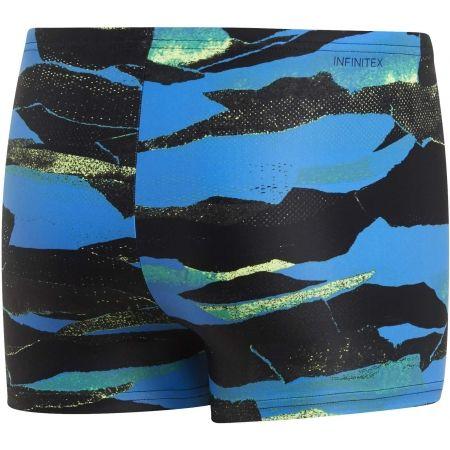 Boys' swimsuit - adidas FITNESS GRAPHIC SWIM BOXER BOYS - 2