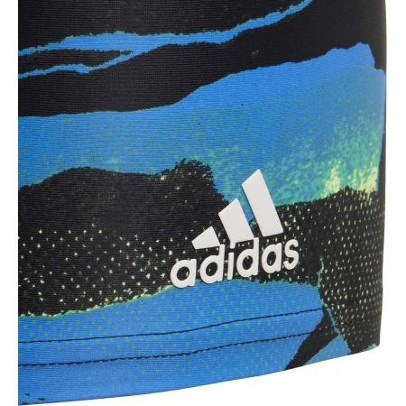 Boys' swimsuit - adidas FITNESS GRAPHIC SWIM BOXER BOYS - 4