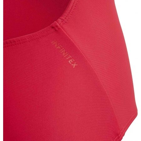 Girls' swimsuit - adidas BADGE OF SPORTS SWIMSUIT GIRLS - 4