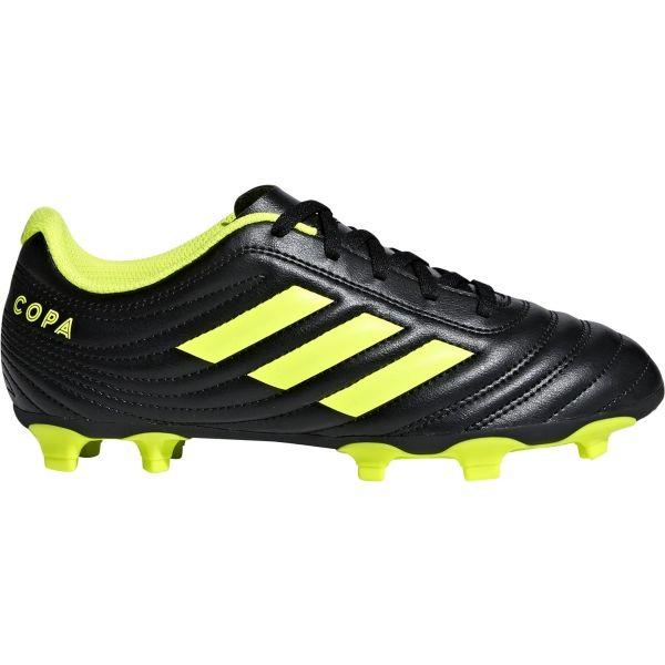 adidas COPA 19.4 FG J czarny 34 - Obuwie piłkarskie dziecięce