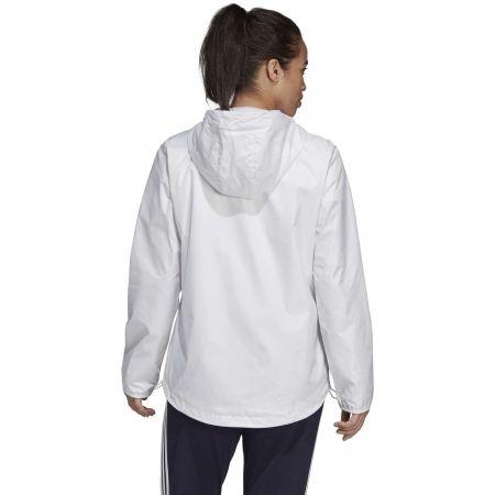Women's jacket - adidas ESSENTIALS LINEAR WINDBREAKER - 5