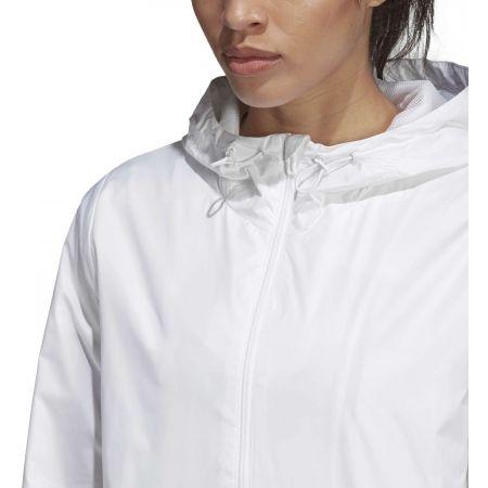 Women's jacket - adidas ESSENTIALS LINEAR WINDBREAKER - 7