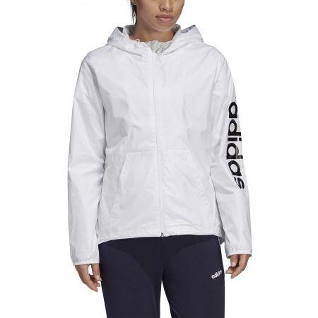 Women's jacket - adidas ESSENTIALS LINEAR WINDBREAKER - 6