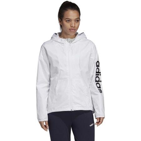 Women's jacket - adidas ESSENTIALS LINEAR WINDBREAKER - 3