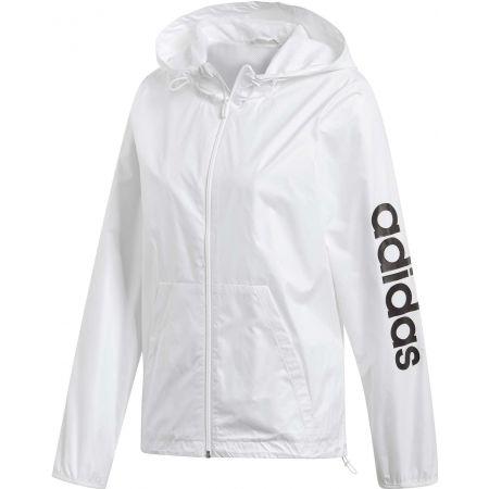 Women's jacket - adidas ESSENTIALS LINEAR WINDBREAKER - 1