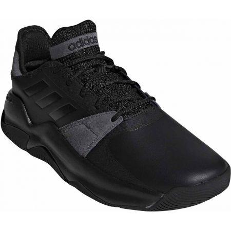 Pánska basketbalová obuv - adidas STREETFLOW - 3