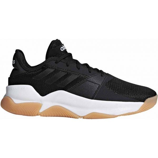 adidas STREETFLOW černá 8 - Pánská basketbalová obuv