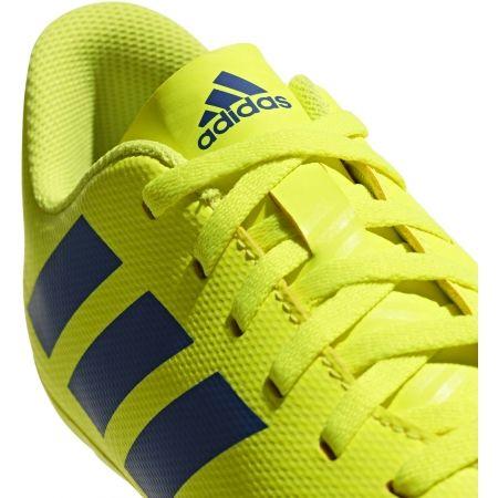 Ghete de fotbal copii - adidas NEMEZIZ 18.4 FXG J - 7