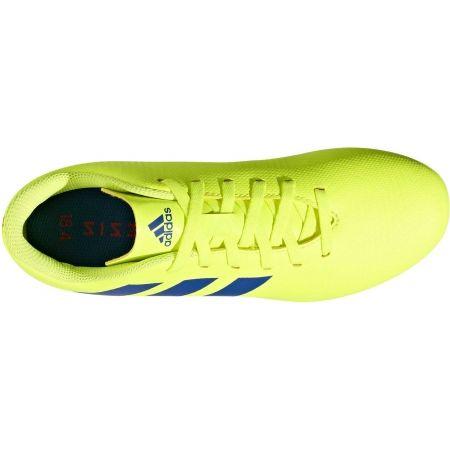 Ghete de fotbal copii - adidas NEMEZIZ 18.4 FXG J - 4