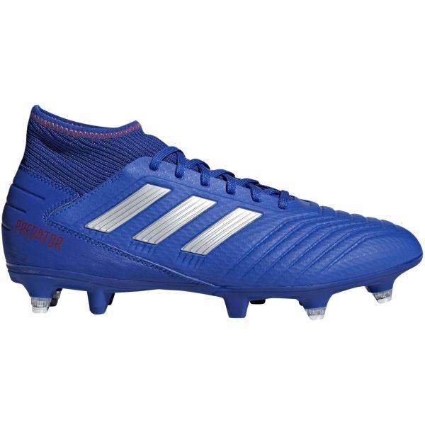 adidas PREDATOR 19.3 SG kék 10 - Férfi focicipő
