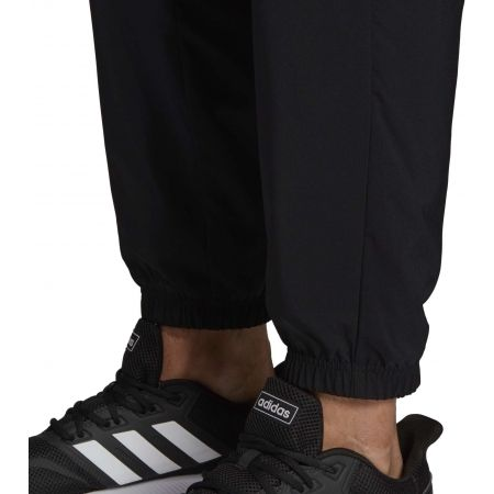 Men's pants - adidas ESSENTIALS PLAIN TAPERED STANFORD ELASTICATED HEM LINED - 8