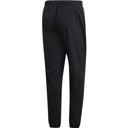 Men's pants - adidas ESSENTIALS PLAIN TAPERED STANFORD ELASTICATED HEM LINED - 2
