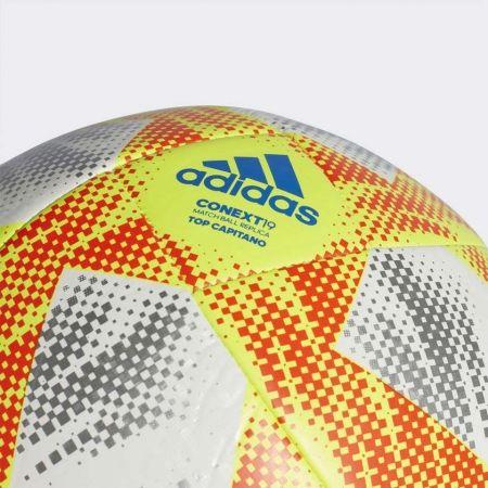 Футболна топка - adidas CONEXT 19 TCPT - 5