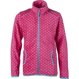 Lewro RIHANNA 116-134 - Hanorac fleece fete
