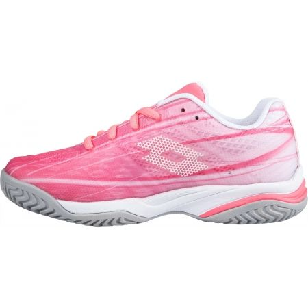 Dívčí tenisová obuv - Lotto MIRAGE 300 ALR JR - 4