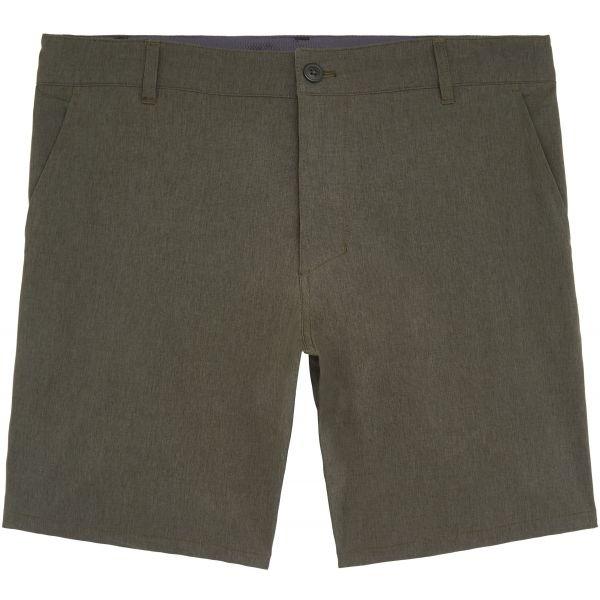 O'Neill HM CHINO HYBRID SHORTS tmavě šedá 34 - Pánské šortky
