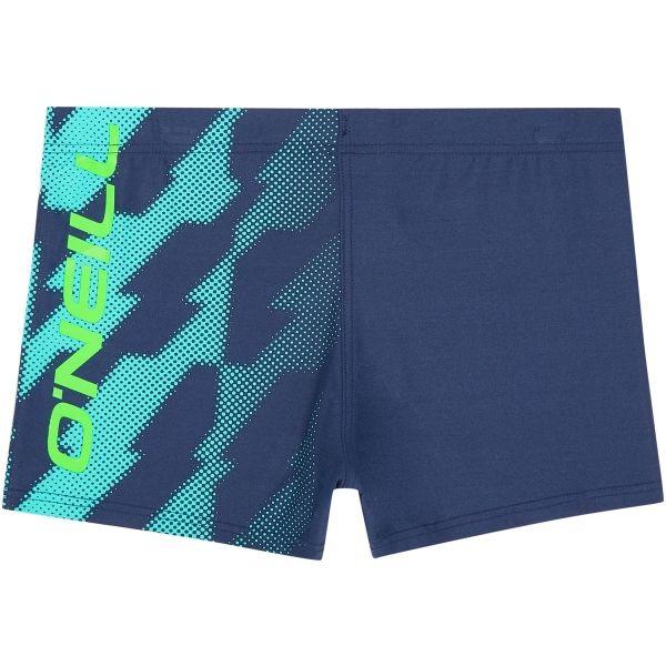 O'Neill PB TRONIC SWIMMING TRUNKS modrá 116 - Chlapecké plavky
