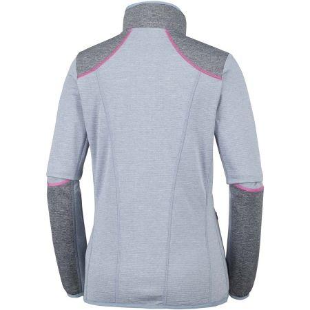 Women's fleece jacket - Columbia BAKER VALLEY FULL ZIP FLEECE - 2