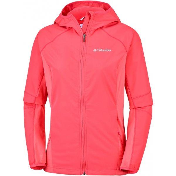 Columbia SWEET AS SOFTSHELL H rózsaszín XL - Női softshell kabát