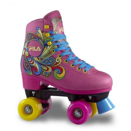 Detské dvojradové korčule - Fila BELLA