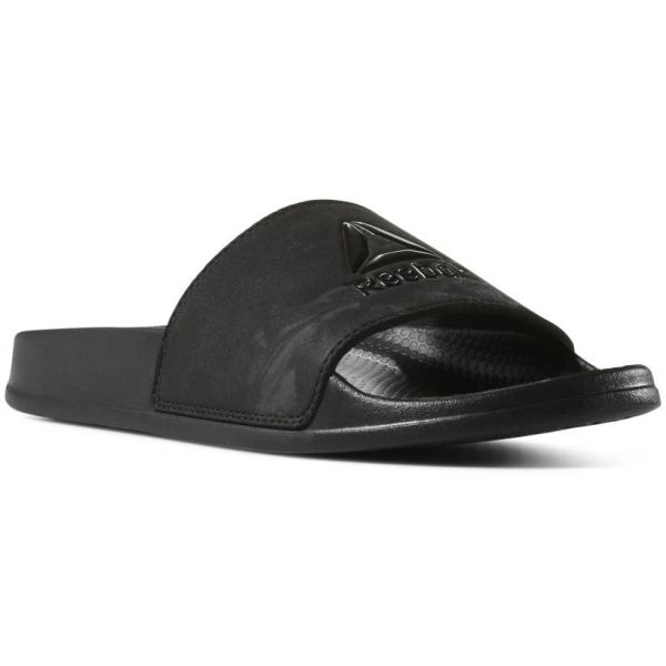 Reebok FULGERE SLIDE černá 5.5 - Dámské pantofle